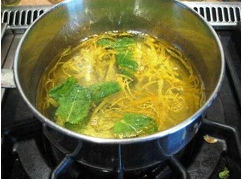 Siro chanh tây ngon tuyệt hảo cho ngày hè