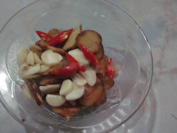 Sung muối chua chua