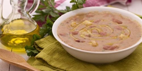 Súp đậu khoai tây bùi thơm hấp dẫn