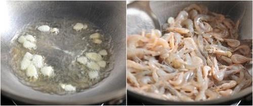 Tép rang hành tỏi giản dị ngon cơm
