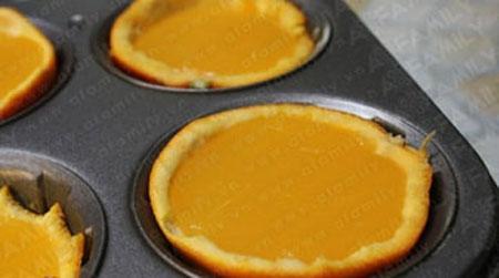 Thạch cam - làm thật nhanh, ăn thật mát