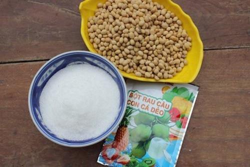 Thạch đậu nành – món ngon không thể bỏ qua hè này