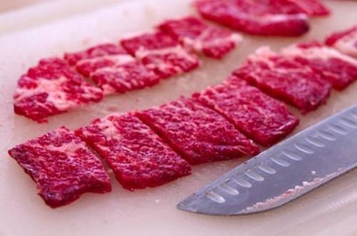 Thịt bò nướng ăn không biết ngán
