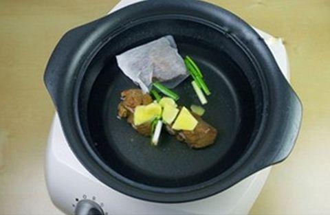 Thịt bò trộn đậm đà cay thơm