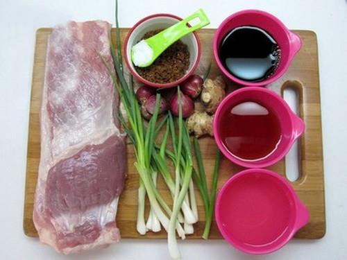 Thịt kho kiểu mới lạ miệng ngon cơm