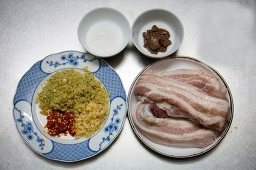 Thịt kho mắm ruốc cho cơm ngon ngày lạnh