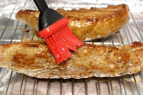 Thịt nướng thơm phức đổi vị cuối tuần