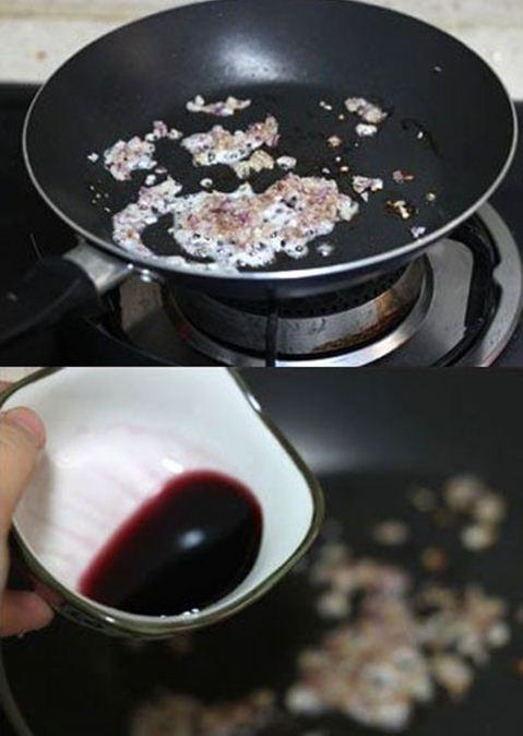 Thịt xông khói cuộn gà