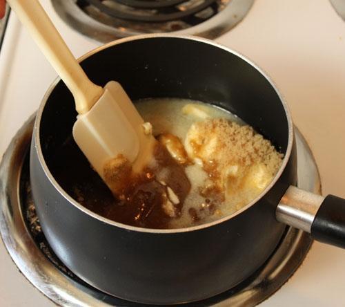 Thơm lừng món bắp rang bơ caramel
