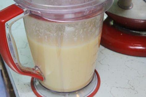 Thơm mát sữa đậu xanh