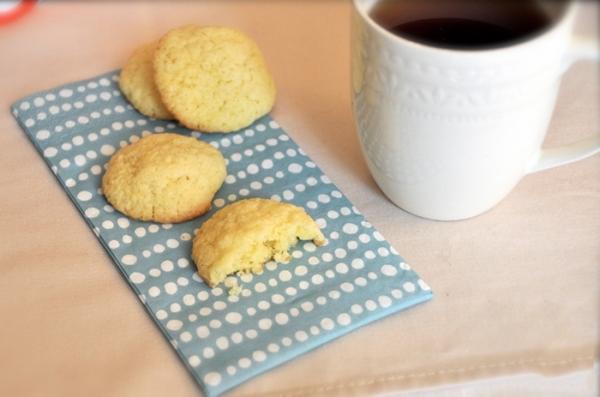 Thơm ngậy bánh quy dừa mềm