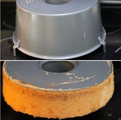 Thử làm Angel Food Cake