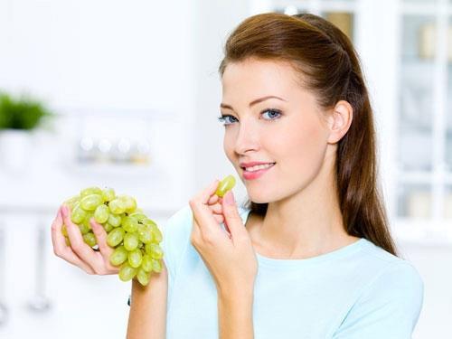 Thực phẩm cần thiết cho các bộ phận cơ thể
