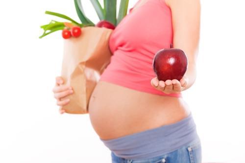 Thực phẩm giàu axit folic ngăn ngừa dị tật