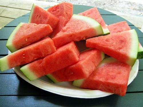 Thực phẩm giúp thanh nhiệt ngày hè
