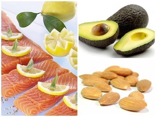 Thực phẩm hỗ trợ tăng cân hiệu quả