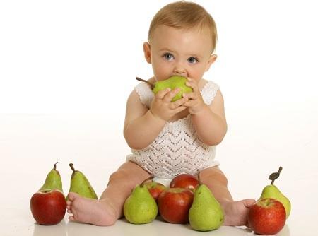 Tránh 9 lỗi dinh dưỡng cho bé dưới 1 tuổi