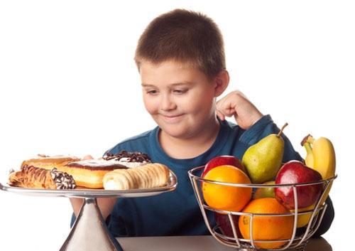 Trẻ béo phì có nguy cơ bị ung thư gan khi về già