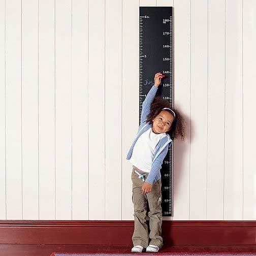 Trẻ em sẽ cao lớn hơn khi