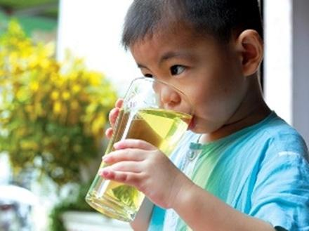 Trẻ uống nhiều trà có tốt?
