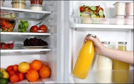 Trữ gì trong tủ lạnh ngày Tết?