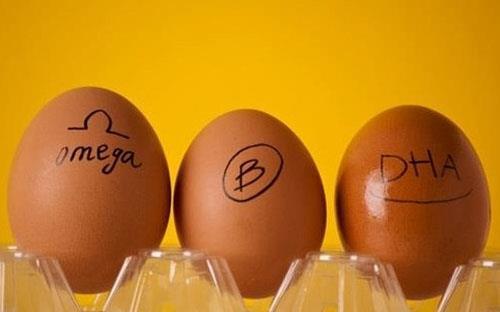 Trứng gà omega-3, tốt cũng không nên ăn nhiều