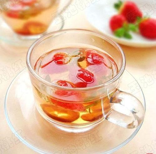 Tự chế 2 loại trà giảm cân tại nhà