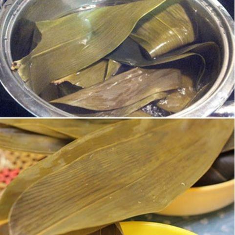 Tự làm bánh ú tro đậm đà hương quê