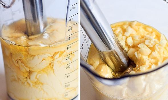 Tự làm xốt mayonnaise nhanh mà ngon