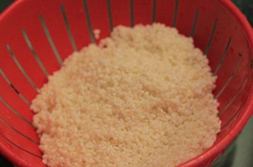 Tự nấu bánh khúc tại nhà