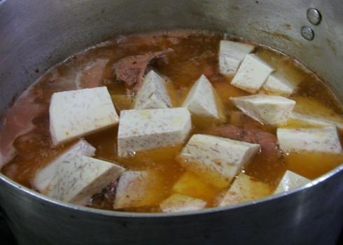 Vịt nấu chao ngon miệng cho ngày cuối tuần